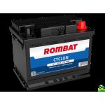 Acumulator Rombat Cyclon 12V-62 Ah