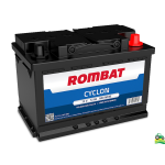Acumulator Rombat Cyclon 12V-72 Ah