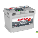 Acumulator Rombat Premier 12V-50 Ah