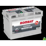 Acumulator Rombat Premier 12V-75 Ah