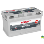 Acumulator Rombat Premier 12V-80 Ah