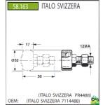 Rola presa Italo Svizzera